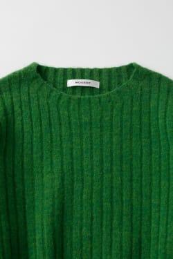 BOTTLE SLEEVE RIB Knit