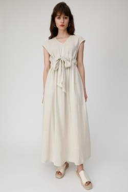 DOUBLE GAUZE Long Dress