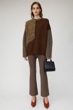 BLOCK LOOSE Knit
