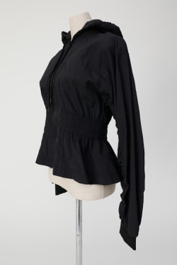 STUDIOWEAR GATHERED WAIST Jacket