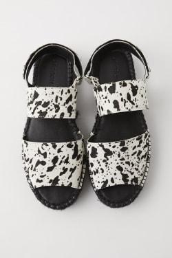 JUTE SOLE COW Sandals