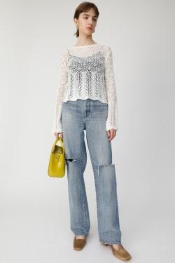SCALLOP CROCHET LIKE Knitwear
