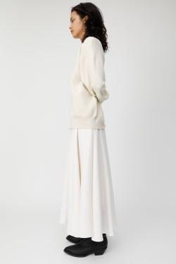 YOKE FLARE skirt