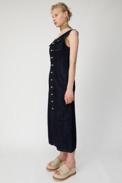 WAIST TUCK DENIM Dress