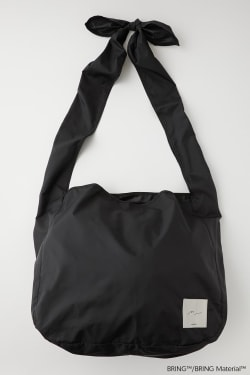 M_RIBBON HANDLE ECO TOTE
