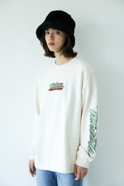 CLASSY WHEELS LONG SLEEVES TEE