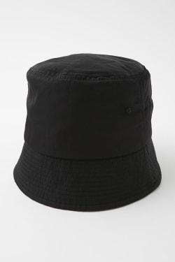 DEEP NYLON BUCKET hat