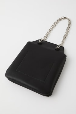 LAYER CHAIN TOTE
