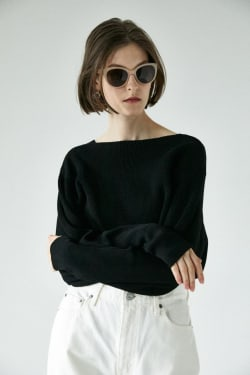 SPRING 2WAY Knit Tops