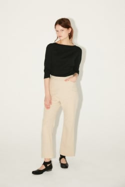 [M_] LINEN MIX pants