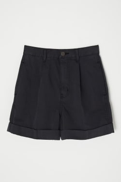 HIGH WAISTED CULOTTE SHORTS
