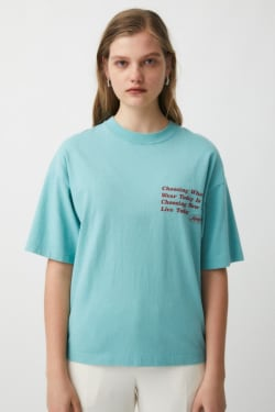 COLLECT MOUSSY T-SHIRT