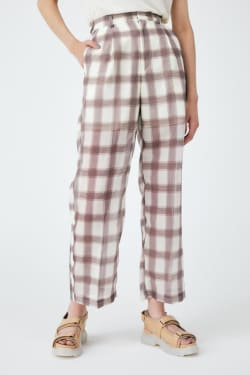 SHEER LIGHT pants