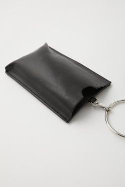 RING HANDLE SHOULDER bag