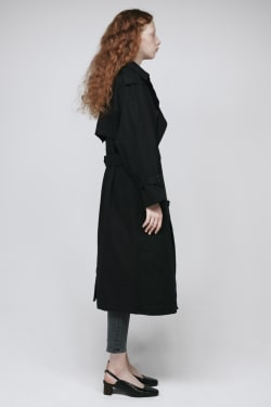 MV TRENCH OVER COAT