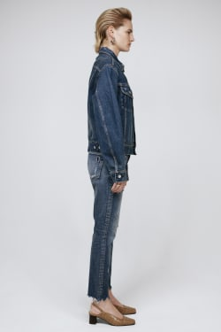 MV Katy Western Denim Jacket