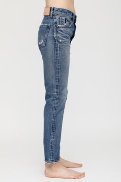 MV MOSKEE TAPERED HIGH-WAISTED JEANS