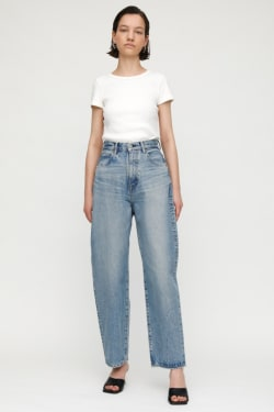 MV ROBERT WIDE TAPERED JEANS
