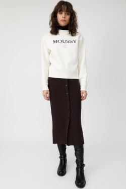 MOUSSY THEME Pullover