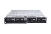 """Dell PowerEdge M830 1x4 2.5"""" SAS, 4 x E5-4627 v3 2.6GHz Ten-Core, 256GB, 4 x 1.8TB SAS 10k, PERC H730, iDRAC8 Enterprise"""
