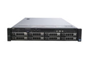 "Dell PowerEdge R720 1x8 3.5"", 2 x E5-2640 2.5GHz Six-Core, 32GB, 8 x 600GB SED SAS, PERC H710, iDRAC7 Enterprise"