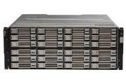 "Dell Equallogic PS6100E LFF 1x24 iSCSI SAN 24 x 2TB 3.5""  SAS HDD"