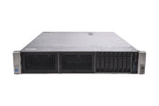 HP Proliant DL380 Gen9 1x8, 2 x E5-2620 v3 2.4GHz Six-Core, 32GB , P440ar, iLO4 Standard