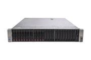 HP Proliant DL380 Gen9 3x8, 2 x E5-2650 v3 2.3GHz Ten-Core, 64GB, 12 x 300GB SAS, P440ar, iLO4 Standard