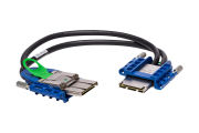 Juniper PCIe Molex Cable 0.5M 74546-0840