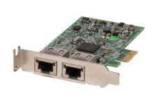 Dell Broadcom 5720 1Gb Dual Port Low Profile Network Card - 557M9 - New