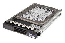 "Compellent 146GB SAS 15k 2.5"" 6G Hard Drive 8WR7C Refurbished"