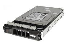 """Dell 4TB SAS 7.2k 3.5"""" 12G Hard Drive 0F9W8 Ref"""