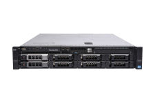 "Dell PowerEdge R520 1x8 3.5"", 2 x E5-2407 2.2GHz Quad Core, 16GB, 2 x 1TB SAS 7.2k, PERC H710, iDRAC7 Enterprise"