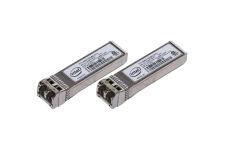 Dell Intel 10Gb SFP+ FC Short Range Transceiver - Y3KJN - *2 Pack* - Ref