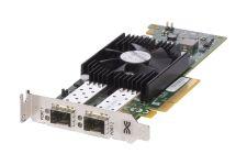 Dell Emulex OCe14102B-N1-D 10Gb Dual Port Low Profile Network Card - NTF8N - Ref