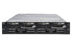 Dell PowerEdge FX2s - 1 x FC630, 2 x E5-2640 v3, 64GB, PERC S130, iDRAC8 Enterprise