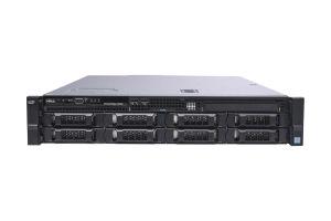 "Dell PowerEdge R530 1x8 3.5"", 1 x E5-2620 v3 2.4GHz Six-Core, 32GB, PERC H730, iDRAC8 Enterprise"