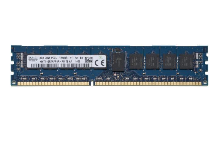 Hynix 8GB PC3L-12800R HMT41GR7AFR8A-PB Ref