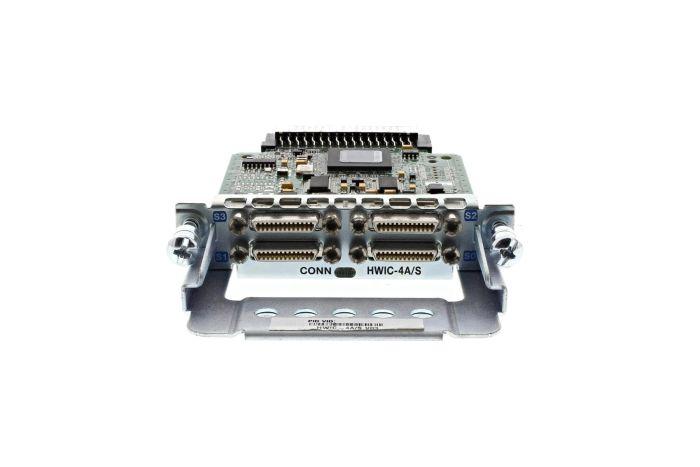 Cisco HWIC-4A/S High Speed WAN Interface Card