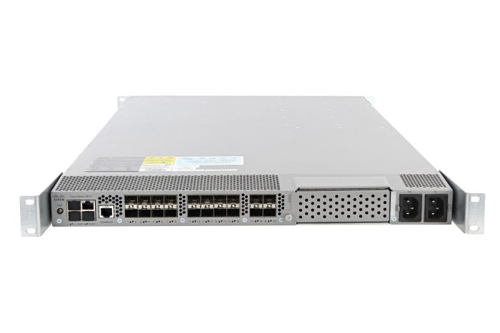 Cisco Nexus N5K-C5010P-BF Switch Base OS Only, Port-Side Air Exhaust