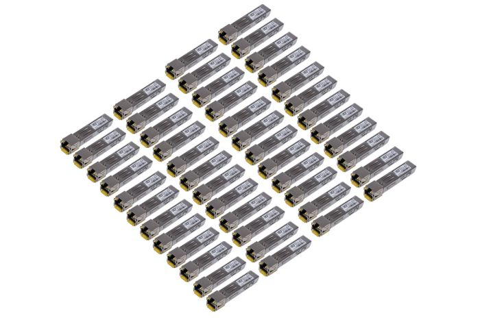 Cisco 1G Copper RJ-45 SFP Short Range Transceiver - GLC-T - 30-1410-03 *48 Pack*