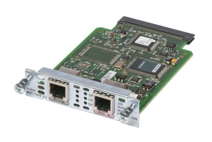 Cisco WIC-1AM-V2 WAN Interface Card
