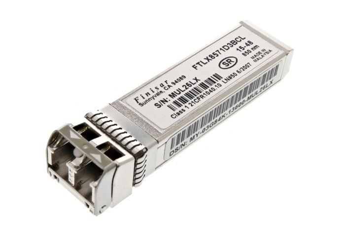 Dell Finisar 10Gb SFP+ FC Short Range Transceiver - 3G84K - FTLX8571D3BCL - New