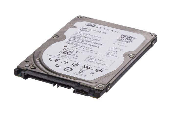 """Dell 500GB SATA 7.2k 2.5"""" 6G Hard Drive 7P79P"""