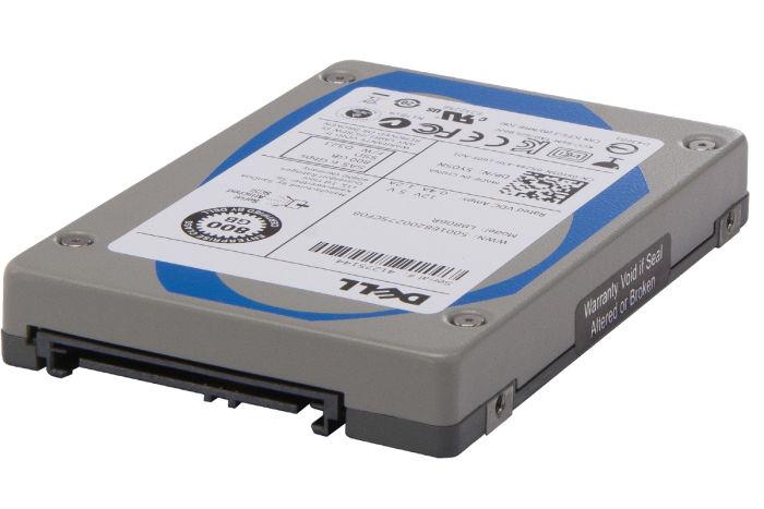 "Dell 800GB SSD SAS 2.5"" 6G eMLC Read Intensive 5Y05N"