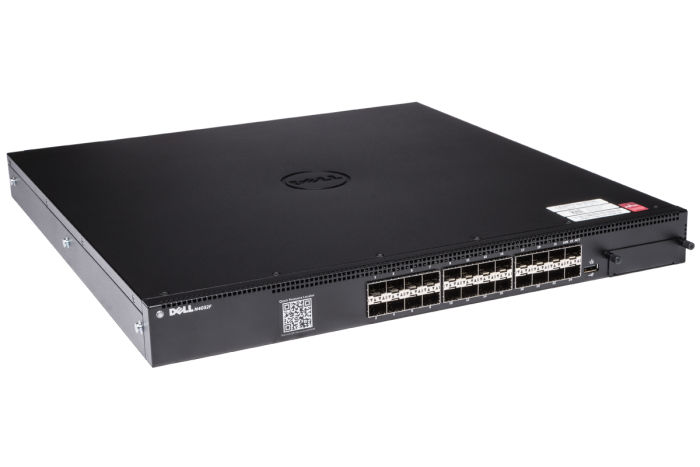 Dell Networking N4032F 24 x 10GbE SFP+ Switch w/ 2 x PSU - Ref