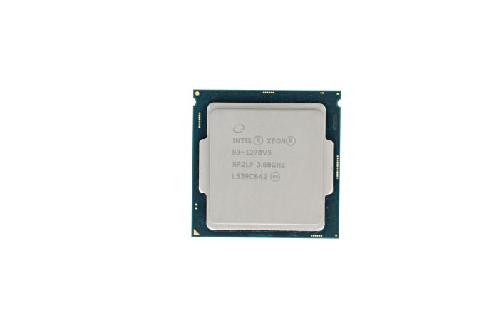 Intel Xeon E3-1270 v5 3.60GHz Quad-Core CPU SR2LF