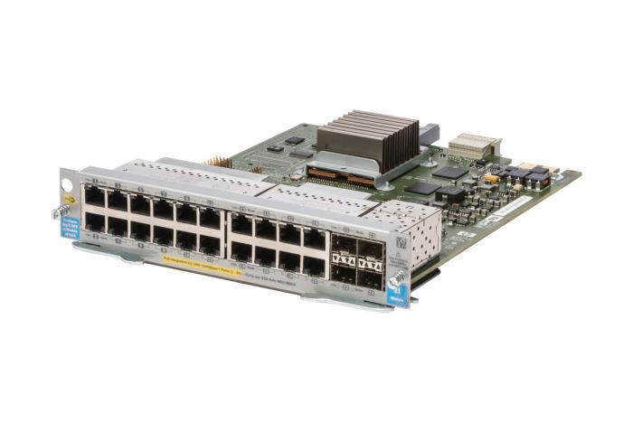 HP ProCurve 20p 10/100/1000 4p Mini-GBIC Module J8705A
