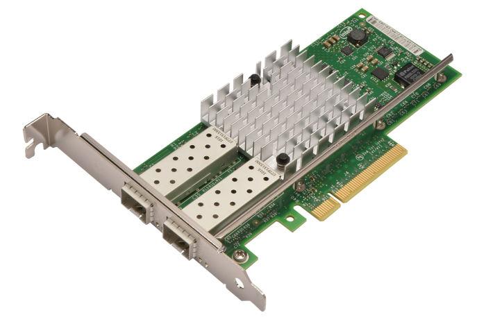 Dell Intel X520-DA2 10Gb Dual Port Full Height Network Card - U810N - Ref