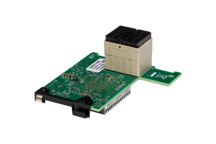 Intel X520-x/k 10Gb Dual Port Mezzanine Card - 8F6NV - Ref